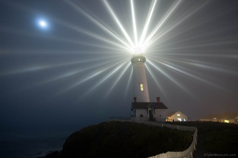 Picture of the Day: Pigeon Point Lighthouse,California