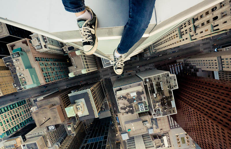 Picture of the Day: Livin' On TheEdge