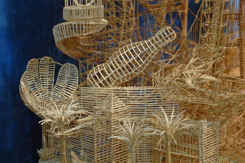 san francisco toothpicks scott weaver rolling through the bay 6 Kinetic San Francisco by Scott Weaver: 35 Years & 100,000 Toothpicks
