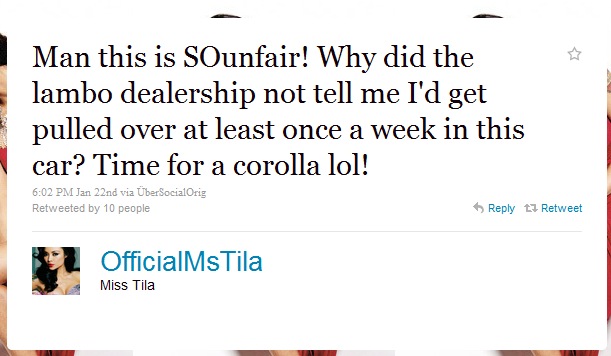 tila tequila humbelbrag The 50 Funniest Humble Brags on Twitter