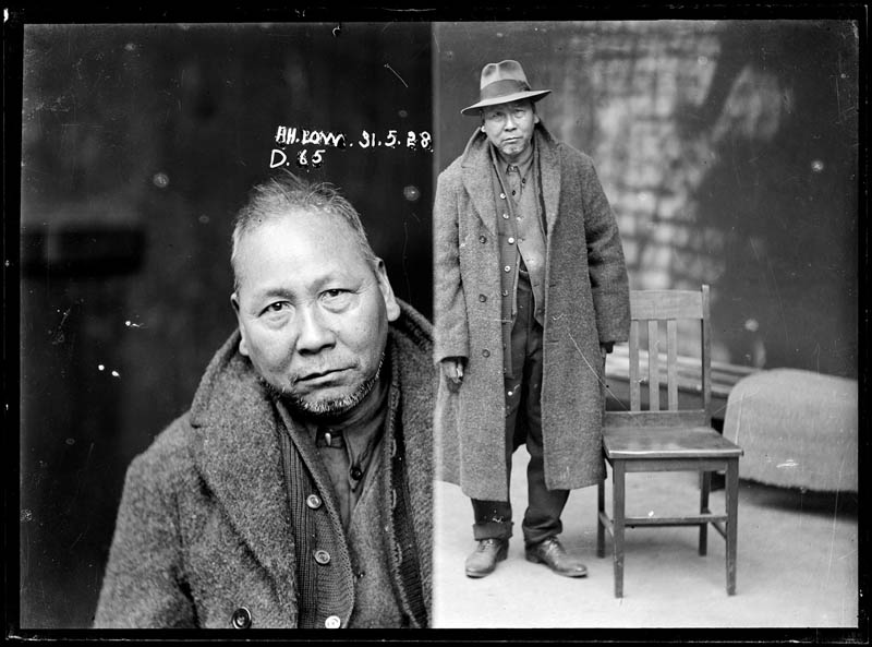 vintage mugshots black and white 1 Vintage Mugshots from the 1920s