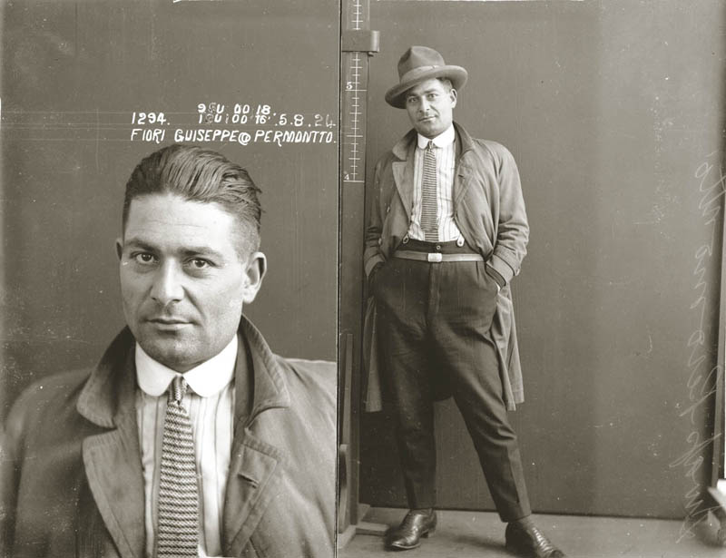 vintage mugshots black and white 12 Vintage Mugshots from the 1920s