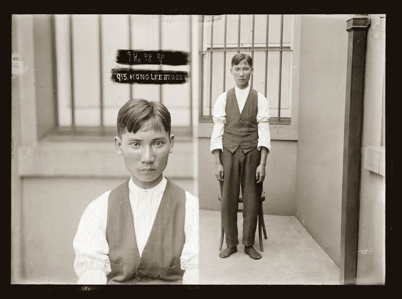 vintage mugshots black and white 19 Vintage Mugshots from the 1920s