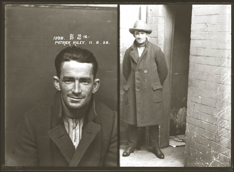 vintage mugshots black and white 21 Vintage Mugshots from the 1920s