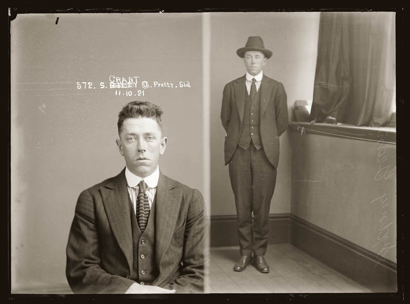 vintage mugshots black and white 22 Vintage Mugshots from the 1920s