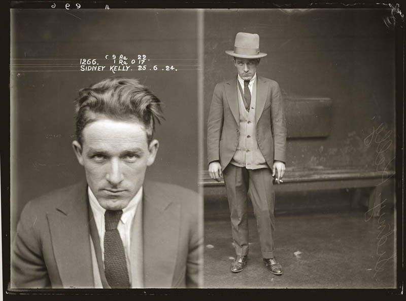 vintage mugshots black and white 23 Vintage Mugshots from the 1920s