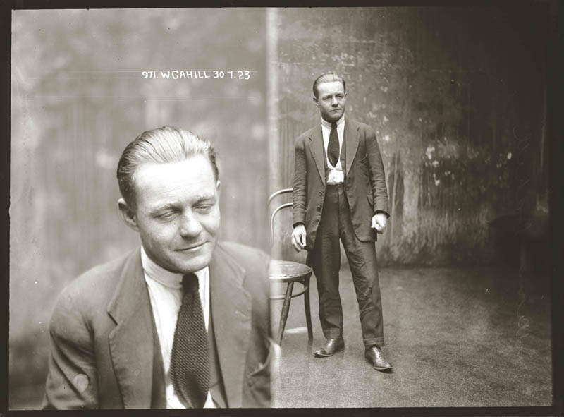 vintage mugshots black and white 29 Vintage Mugshots from the 1920s
