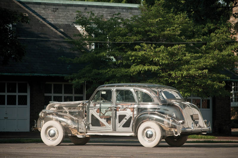 1939 pontiac plexiglass ghost car see through 13 The 1939 Pontiac Plexiglass Ghost Car