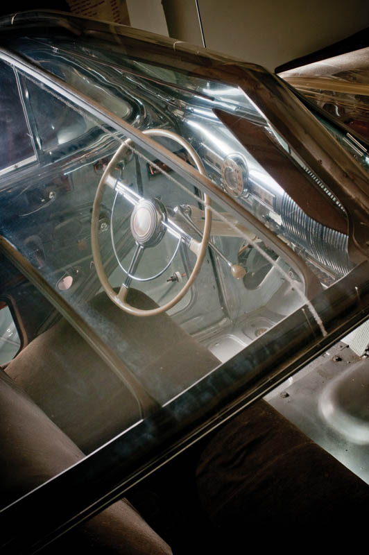 1939 pontiac plexiglass ghost car see through 7 The 1939 Pontiac Plexiglass Ghost Car