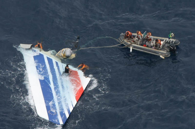 air france flight 447 wreckage This Day In History   June 1st