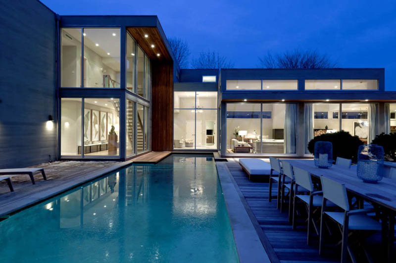 blaze makoid architecture east hampton home new york fieldview 4 Stunning East Hampton, NY Home by Blaze Makoid Architecture
