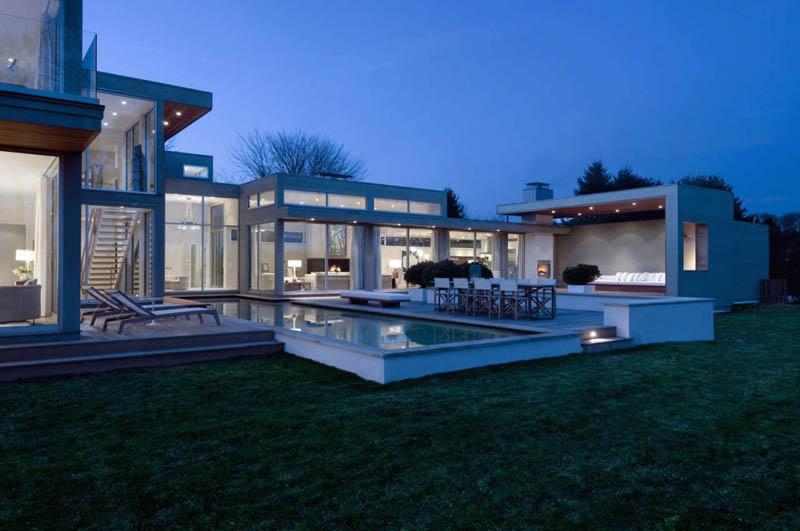 Stunning East Hampton Ny Home By Blaze Makoid