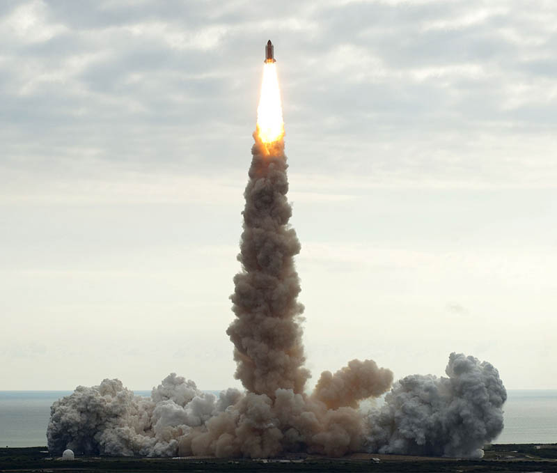 Picture of the Day: Endeavour's FinalLiftoff