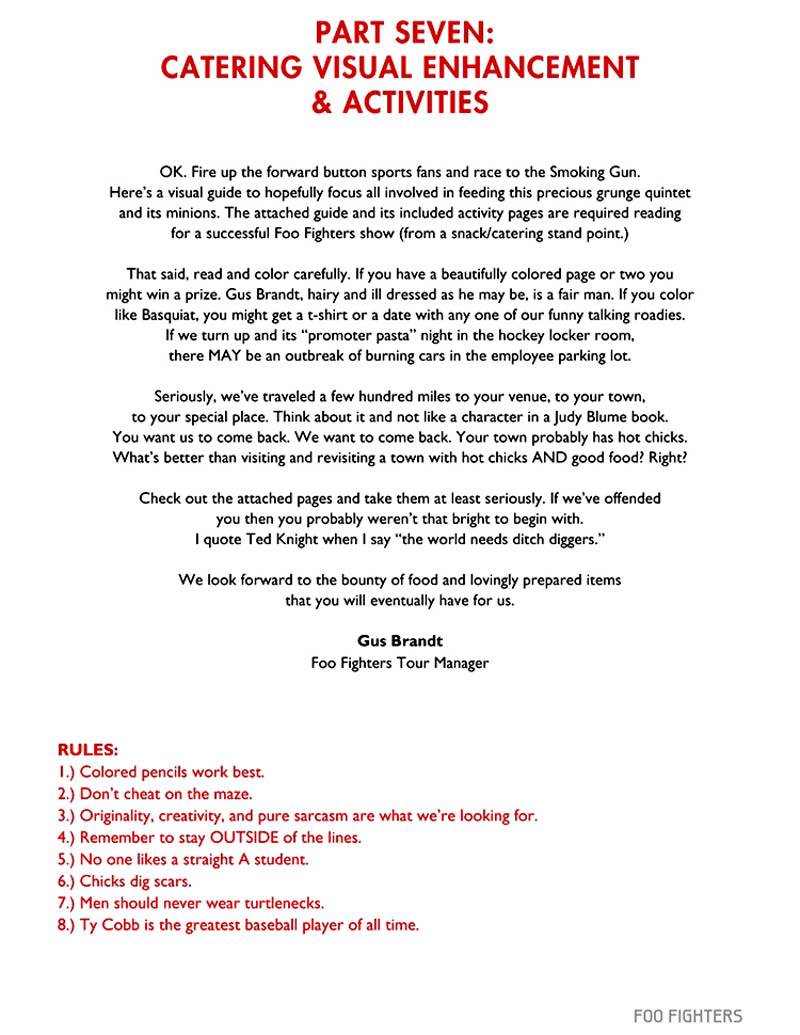 Band Rider Example Images - example cover letter for resume