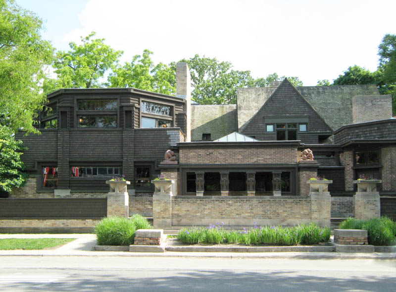 frank lloyd wright studio chicago This Day In History   June 8th