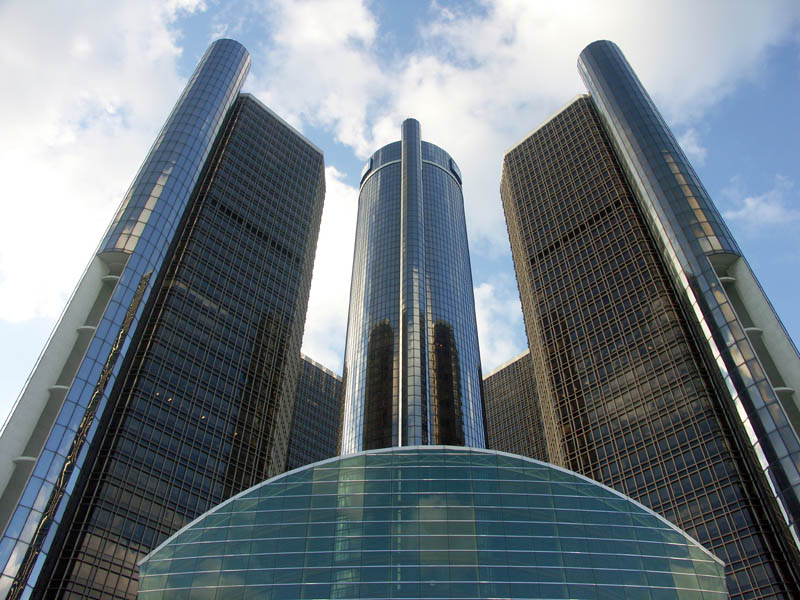 gm headquarters detroit renaissance center This Day In History   June 1st