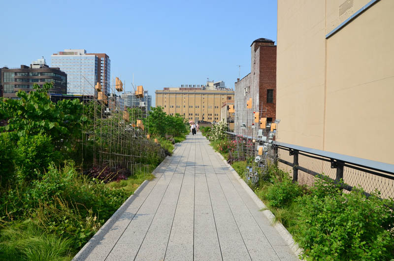 new york high line manhattan 6 The High Line: New Yorks Park in the Sky [25 pics]