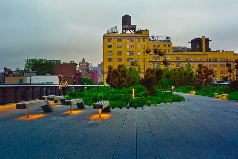 new york high line manhattan 8 The High Line: New Yorks Park in the Sky [25 pics]