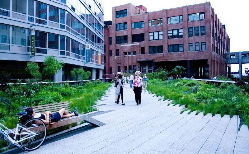 new york high line manhattan 9 The High Line: New Yorks Park in the Sky [25 pics]