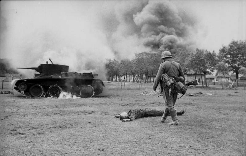 operation barbarossa germany invades soviet union 1941 wwii This Day In History   June 22nd