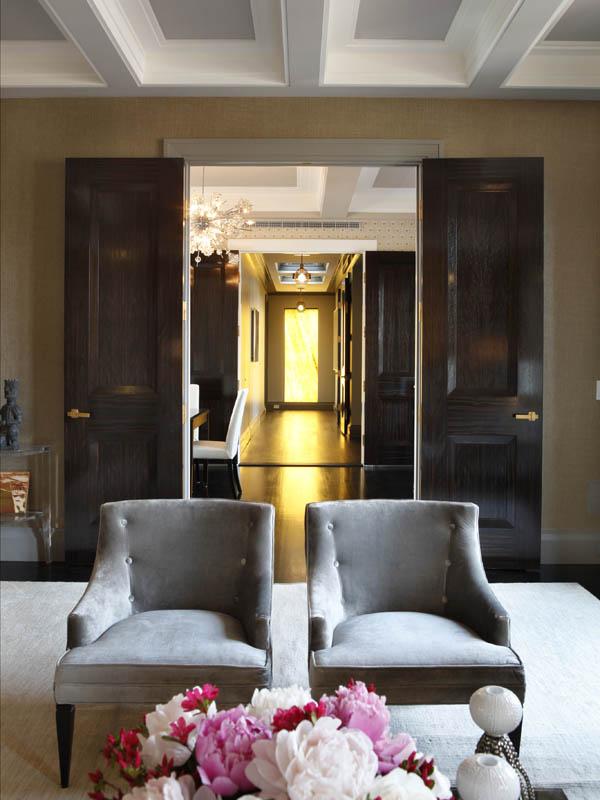 park avenue penthouse mansion manhattan new york city 10 Park Avenue Penthouse in Manhattan, NYC [20 photos]
