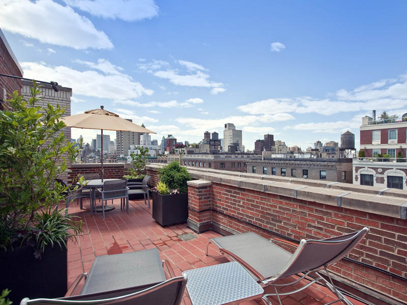 Park avenue penthouse in manhattan nyc 20 photos for New york city penthouses central park
