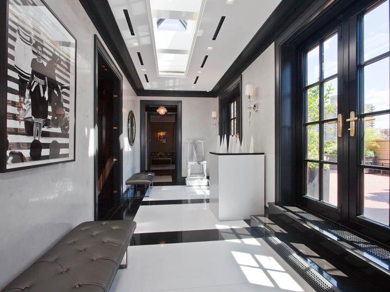 park avenue penthouse mansion manhattan new york city 18 Park Avenue Penthouse in Manhattan, NYC [20 photos]
