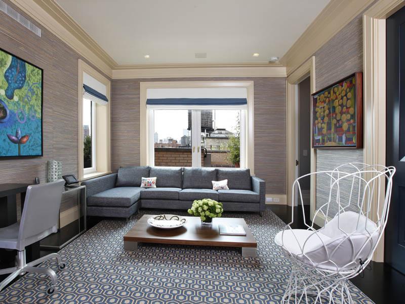Park Avenue Penthouse in Manhattan, NYC [20 photos ...