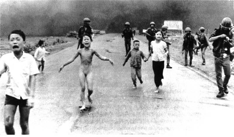 pulitzer prize nick ut vietnam This Day In History   June 8th