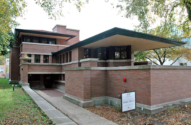 robie house by frank lloyd wright This Day In History   June 8th