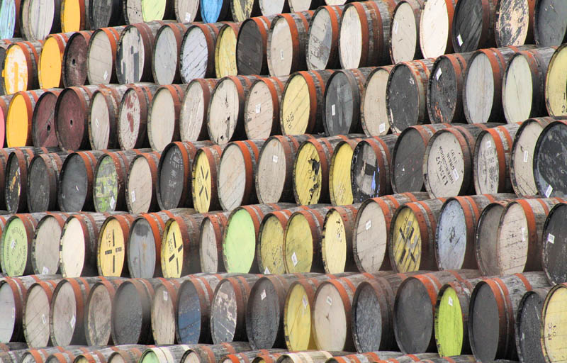 scotch whisky barrels This Day In History   June 1st