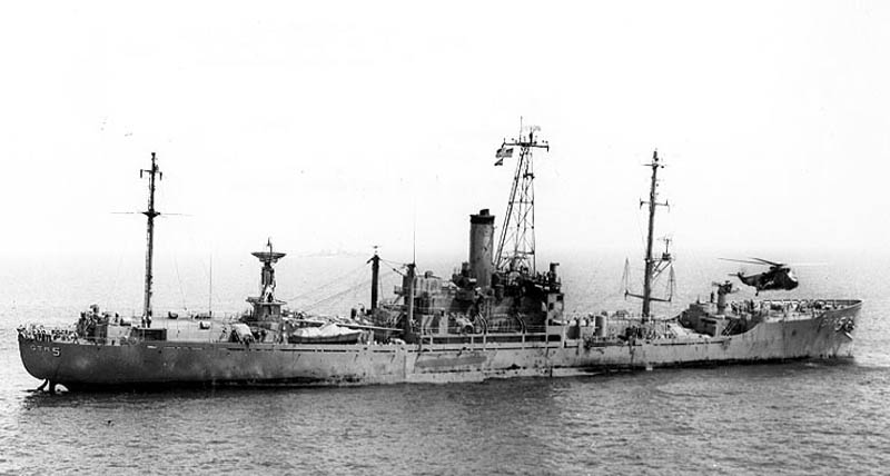 uss liberty incident This Day In History   June 8th