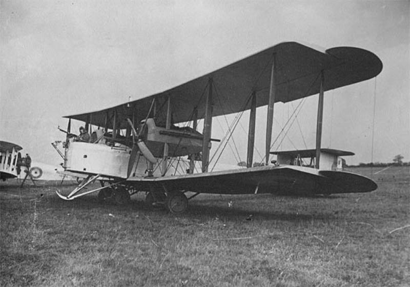 vickers vimy plane first transatlantic flight This Day In History   June 15th