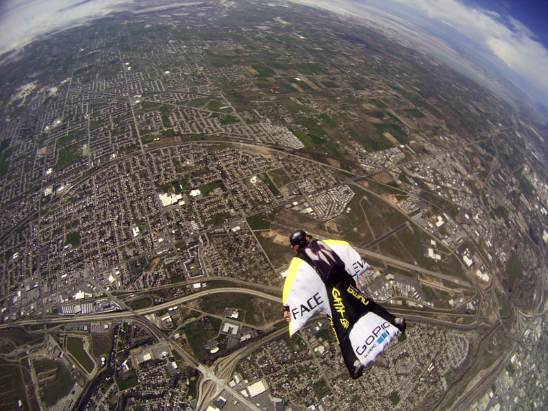 wingsuit base jumping flying The Ultimate Wingsuit Flying Video
