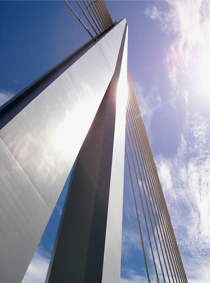 worlds tallest bridge millau viaduct france 20 The Tallest Bridge in the World [20 pics]