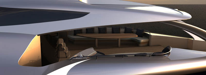 adastra superyacht john shuttleworth yacht designs power trimaran16 The Trimaran Adastra Superyacht by John Shuttleworth [17 pics]