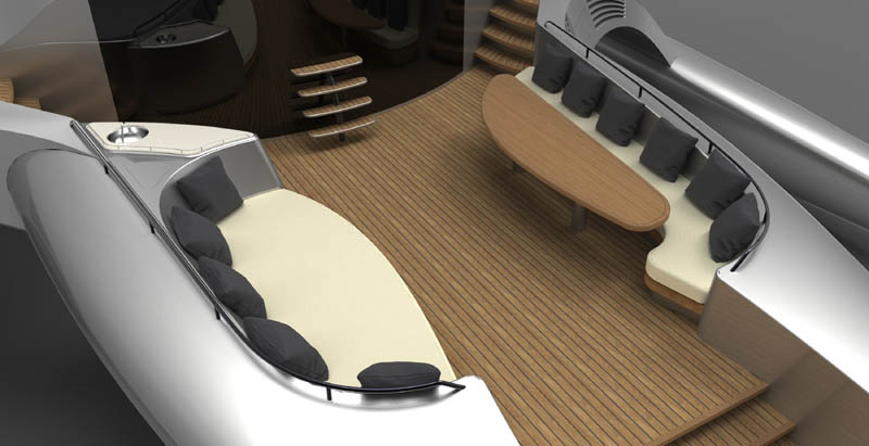 adastra superyacht john shuttleworth yacht designs power trimaran18 The Trimaran Adastra Superyacht by John Shuttleworth [17 pics]