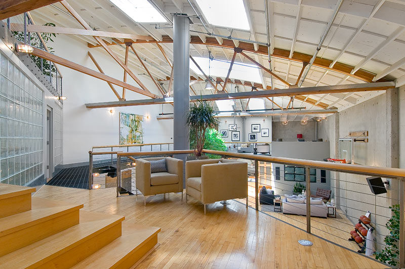 coolest loft ever 1 Coolest. Loft. Ever. [40 pics]