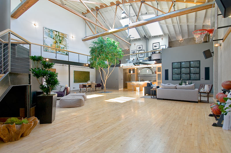 coolest loft ever 26 Coolest. Loft. Ever. [40 pics]