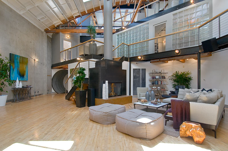 coolest loft ever 27 Coolest. Loft. Ever. [40 pics]