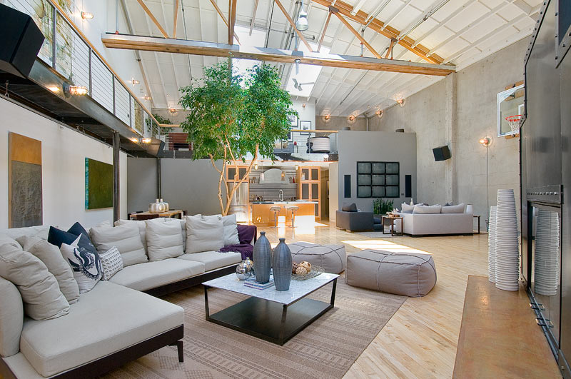 coolest loft ever 29 Coolest. Loft. Ever. [40 pics]