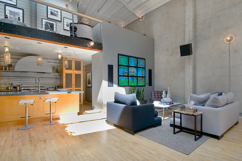 coolest loft ever 33 Coolest. Loft. Ever. [40 pics]