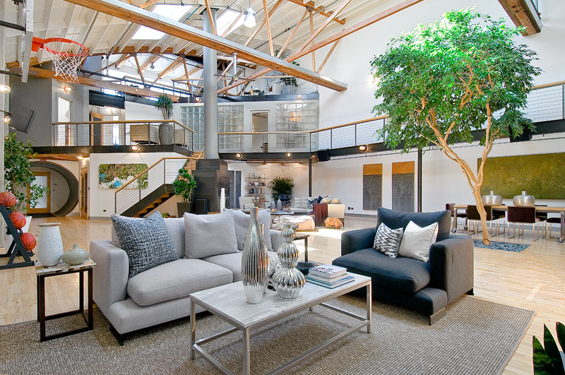 coolest loft ever 34 Coolest. Loft. Ever. [40 pics]