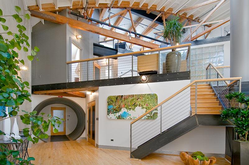 coolest loft ever 40 Coolest. Loft. Ever. [40 pics]