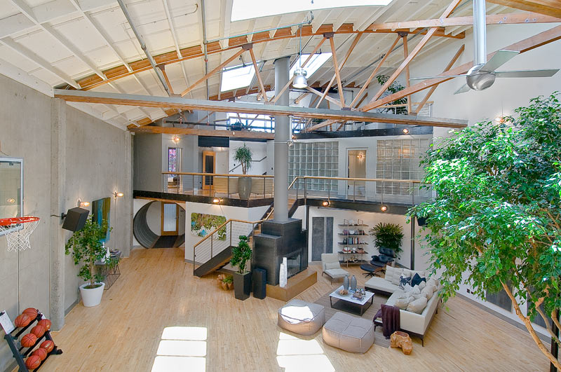 coolest loft ever 6 Coolest. Loft. Ever. [40 pics]
