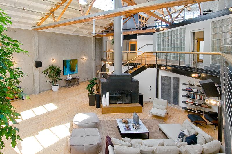 coolest loft ever 7 Coolest. Loft. Ever. [40 pics]