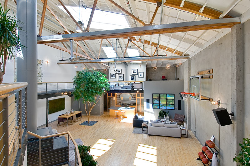 coolest loft ever 8 Coolest. Loft. Ever. [40 pics]
