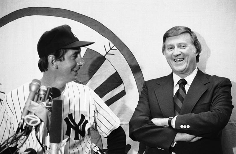 george steinbrenner billy martin This Day In History   July 13th