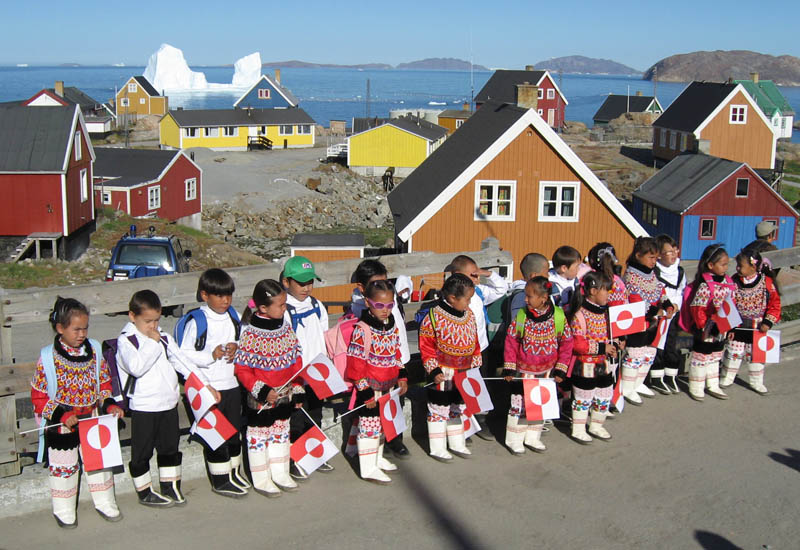 greenland children first day of school 10 Things You Didnt Know About Greenland