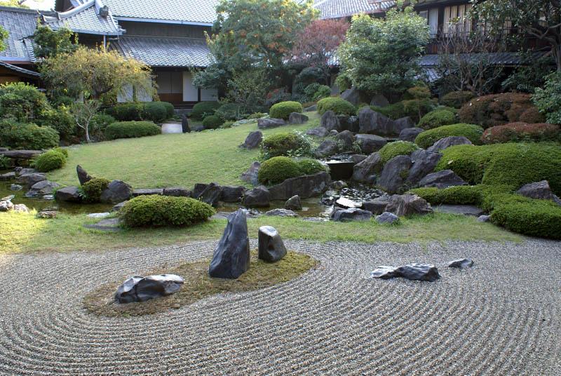 Beau Honbo Garden In Osaka Osaka Prefecture Japan 20 Stunning Japanese Gardens  Around The World